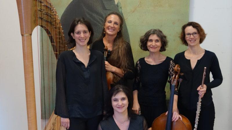 Jeudi 31 mai 2018 – Printemps Musical – Eglise Saint André d'Apchon – Quintette du Groupe Musical Hermès