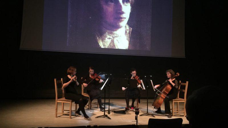 samedi 26 novembre-St clément de Rivière-Les quatuors avec flûte de Mozart