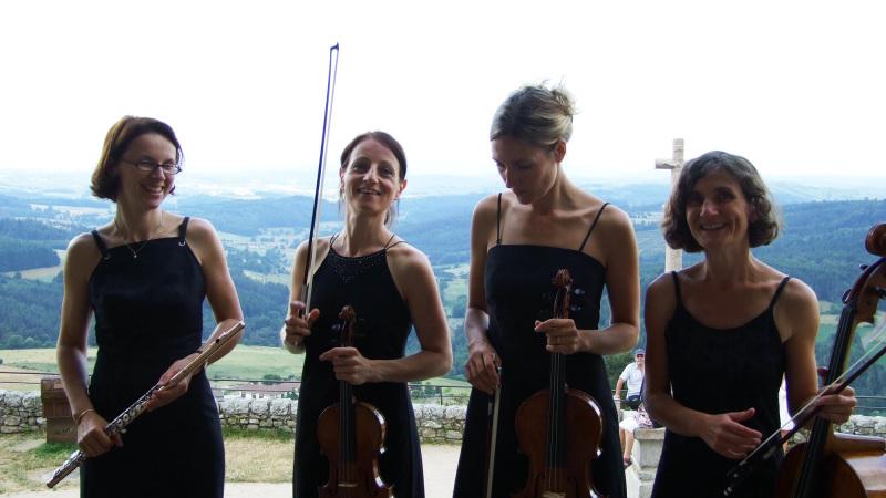 Quatuor Flûte et Cordes