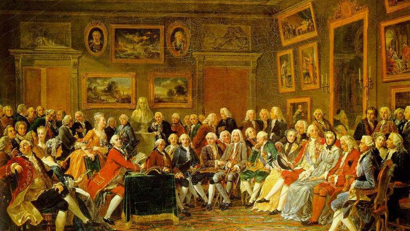 Un Air de la Fin du XVIIIème Siècle